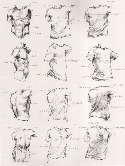 # Painting Reference # How to behave in the human body structure drapery, feeling ... from the original painting people official microblogging - microblogging
