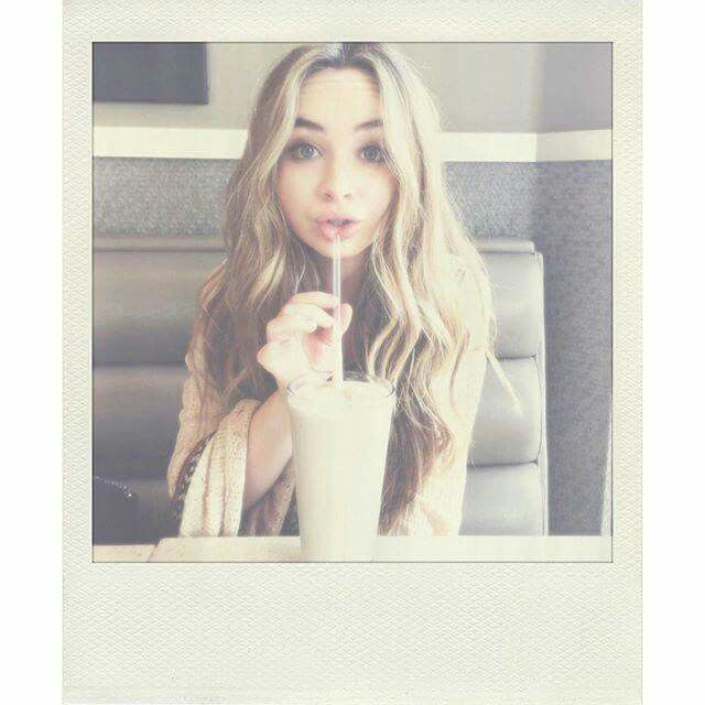 Thank you Sabrina for always leaving a message in your songs and movies!!❤ your so pretty and Amazing♡ Follow her real account @sabrinaannlynnx