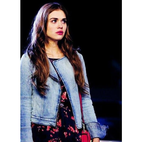 Holland Roden Lydia Martin ❤ liked on Polyvore featuring holland roden, teen wolf, holland, people and people - holland roden
