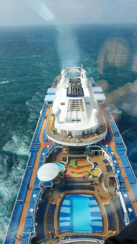 [LIVE] Anthem of the Seas - Evento Inaugurale - Pagina 6