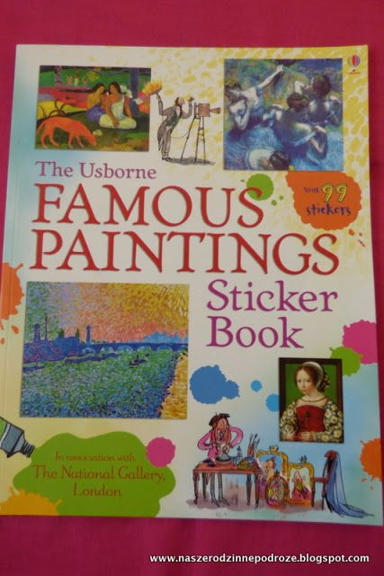 Rodzinne podróże: Vincent van Gogh - książki dla dzieci i nie tylko.