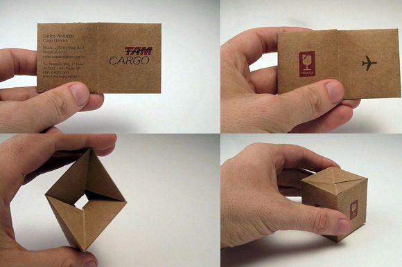 Business mailer/Business Card
