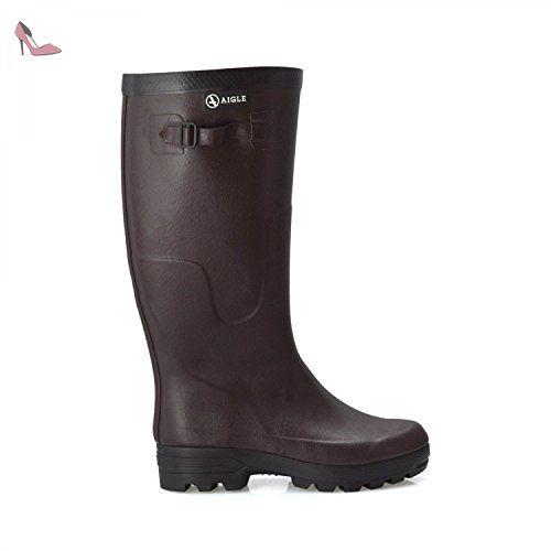 Bottes de Chasse Aigle Benyl Iso Brun - Chaussures aigle (*Partner-Link)