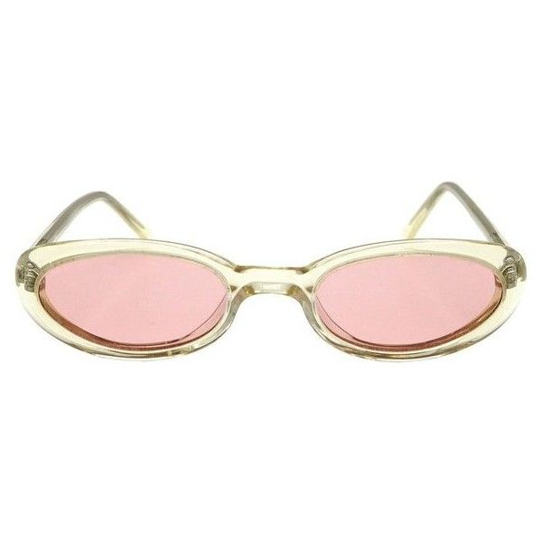 BERTIE CRYSTAL ($99) ❤ liked on Polyvore featuring accessories, eyewear, sunglasses, crystal champagne glasses, champagne glasses, lens glasses, crystal glasses and crystal sunglasses