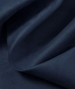 Navy Microsuede for slipcovers