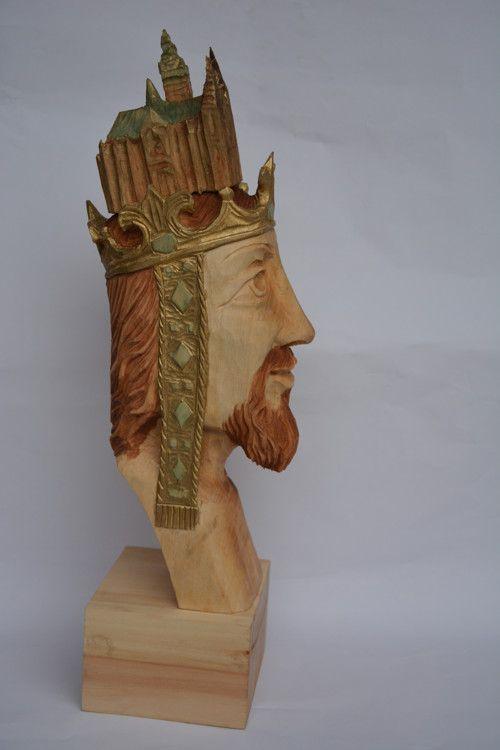 Z boží vůle král Karel