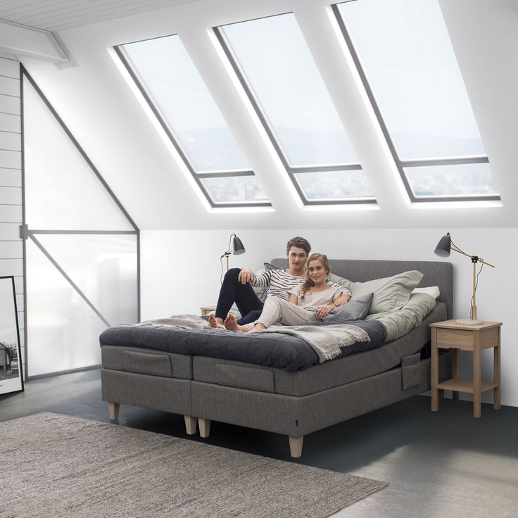 Choose Adjustable Freedom with Jensen Nova Plus Adjustable bed.