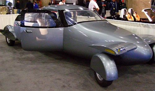 Latest Flying Car - The Milner AirCar