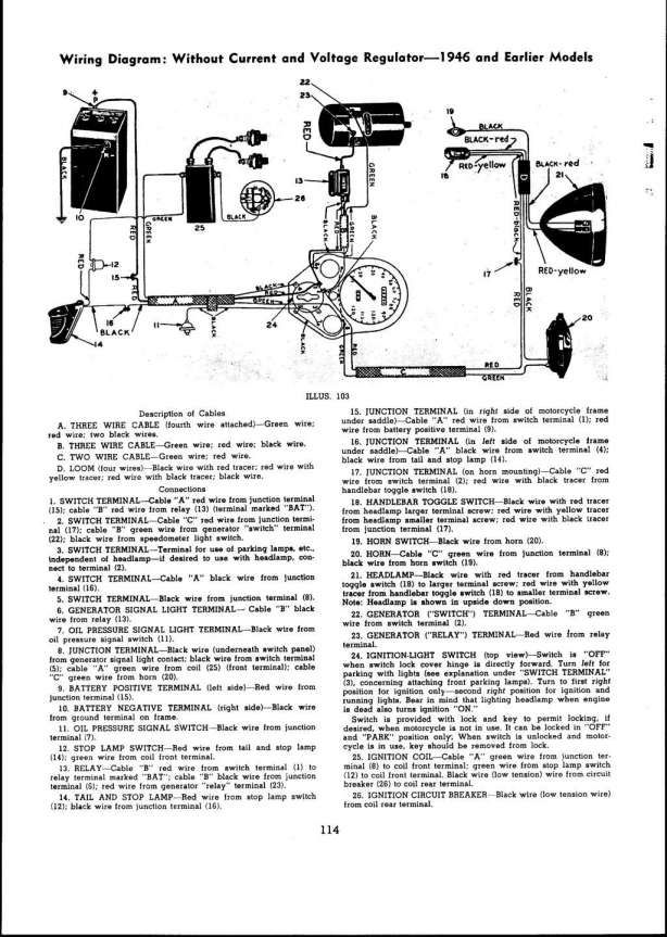 15 harley motorcycle voltage regulator wiring diagram