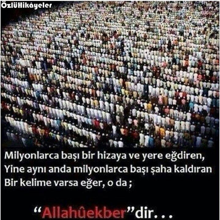 Allahu Ekber