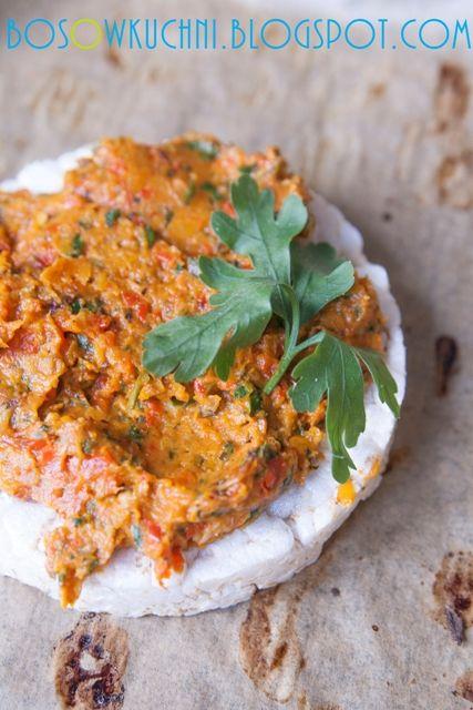 Pasta z pieczonych warzyw / Vege Spread