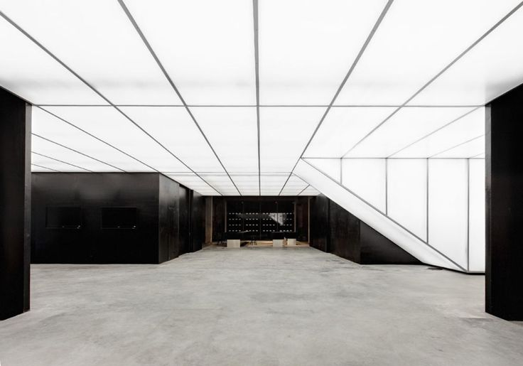 O-office Architects · Stone Art Gallery · Divisare
