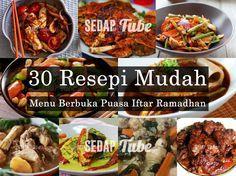 30 Resepi Menu Berbuka Puasa Iftar Ramadhan