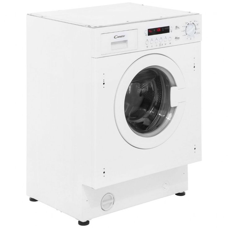 239.99 normally £499  54cm deep Candy B Grade CWB814DN1 8kg 1400 Spin Integrated Built In Washing Machine 6 months in home parts and labour