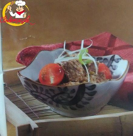 Resep Tumis Daging Daun Jeruk, Menu Makanan Sehat Untuk Diet, Club Masak