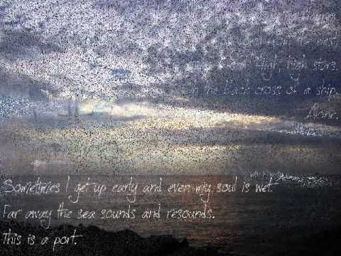 Pablo Neruda Here I Love You  Poem