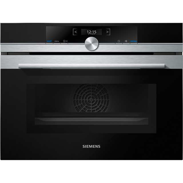 Siemens IQ-700 CM633GBS1B Built In Combination Microwave Oven - Stainless Steel