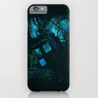 DEATH OF THE TARDIS iPhone 6 Slim Case