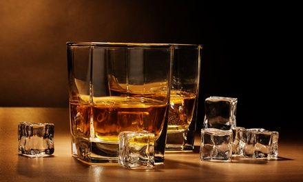 Dégustation de Whisky single malt et amuse-bouches - Restaurant cave la Suzienne à Sassenage