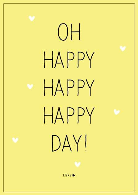 Happy day |