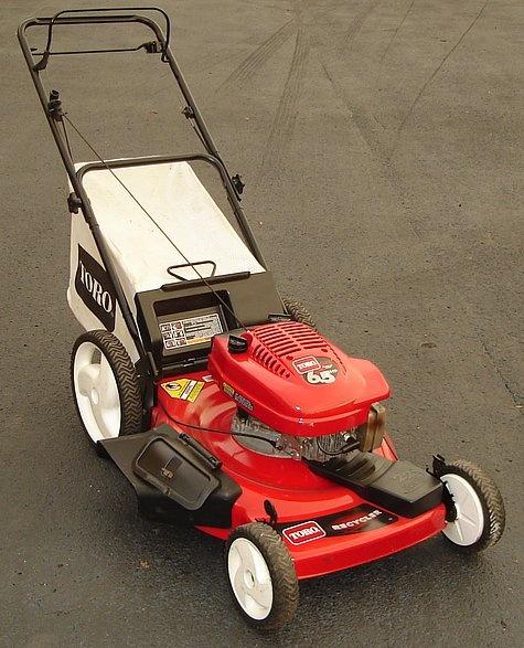toro lawn mowers parts