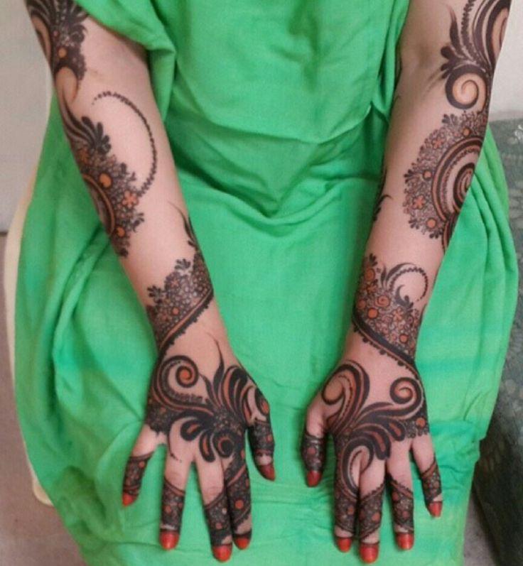 Khaleeji Henna Designs Tattoo: 131 Best Khaleeji Henna Images On Pinterest