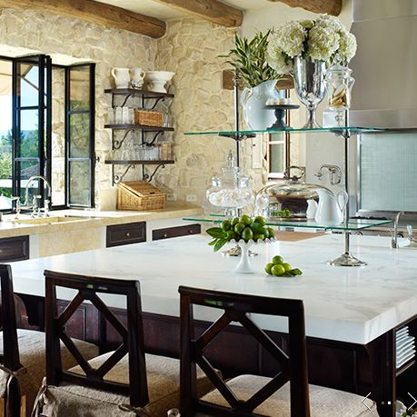 Gorgeous Kitchen. South Shore Decorating Blog: More Beautiful Kitchens by Mick de Giulio, House Beautiful's Kitchen of the Year 2012 Designer