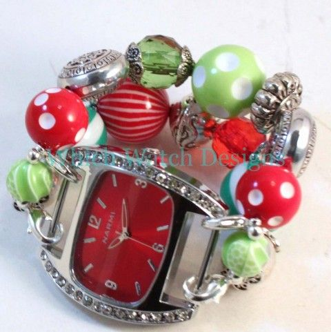 Christmas Cheer Watch Band - Which Watch Designs