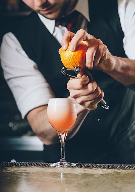 Why stick to the classic Bears and Wine when u can get the more sophisticated versions? Of course, there is nothing wrong with a cold bear in a sunny day but try something new and book one of our cocktail Bartenders and be sure you will taste Quality