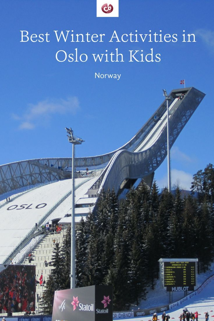 Best Winter Things to Do in Oslo with Kids