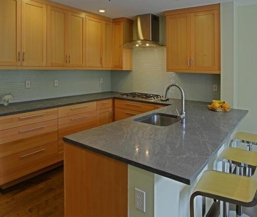 Modern Kitchen Cabinets Seattle: 23 Best Blue Tile Backsplash Images On Pinterest