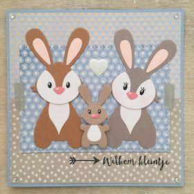 LindaCrea: Bunny #2 - Happy Family