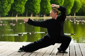 """Eight out of ten people suffer from back pain at some point in their lives…and doctors fail to diagnosis the root cause of the problem 85% of the time! Keeping the spine limber and strong can help you be among the 20% free of back problems. Qigong (pronounced """"chee gung"""") is an ancient Chinese healing modality that combines physical postures with breathing techniques."""