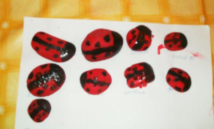 Maľovanie na kamienky