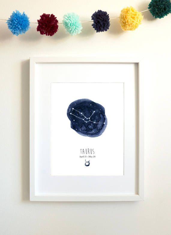 Taureau zodiaque constellation  Taureau signe zodiaque