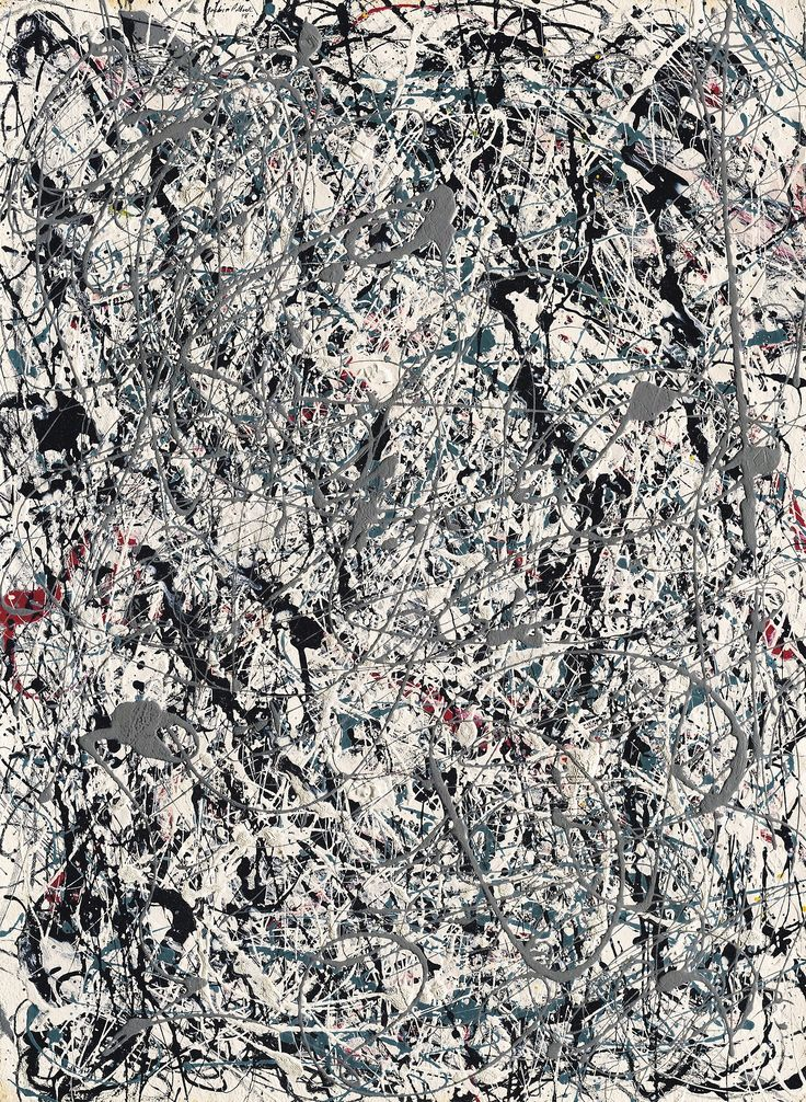 Jackson Pollock (1912-1956)Number 19, 1948 Post-War & Contemporary Evening Sale