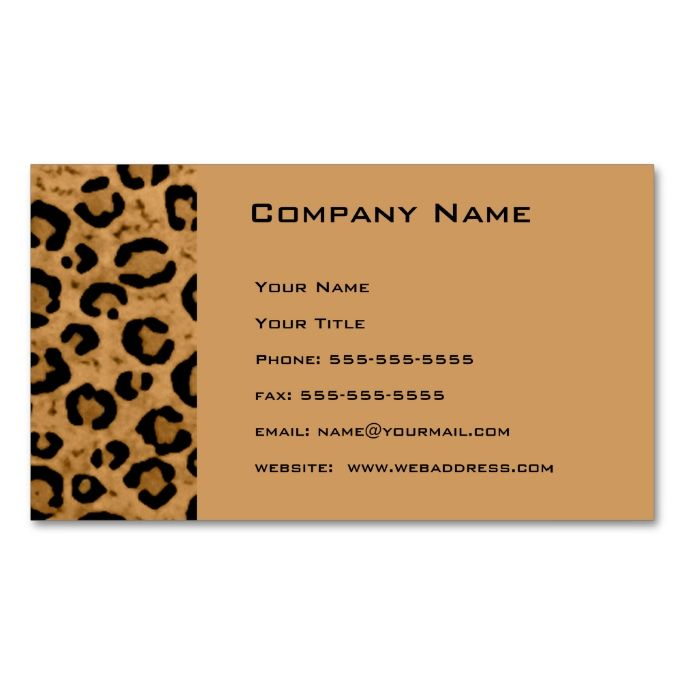 17 Best images about Appointment Business Card Templates