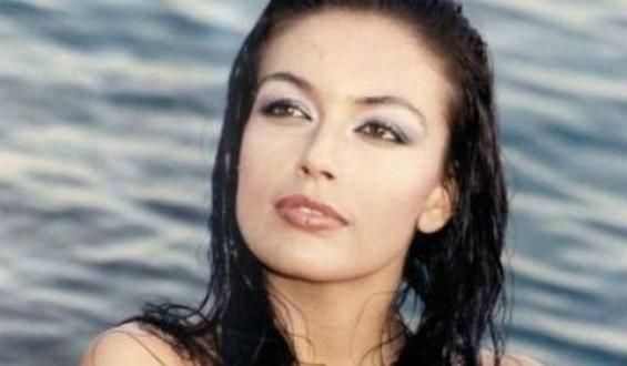 Greek Actress Eleni Filini