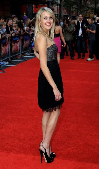 Emily Head Photos Photos - Emily Head attends the world film premiere of The Inbetweeners Movie at Vue West End on August 16, 2011 in London, England. - The Inbetweeners Movie World Premiere in London