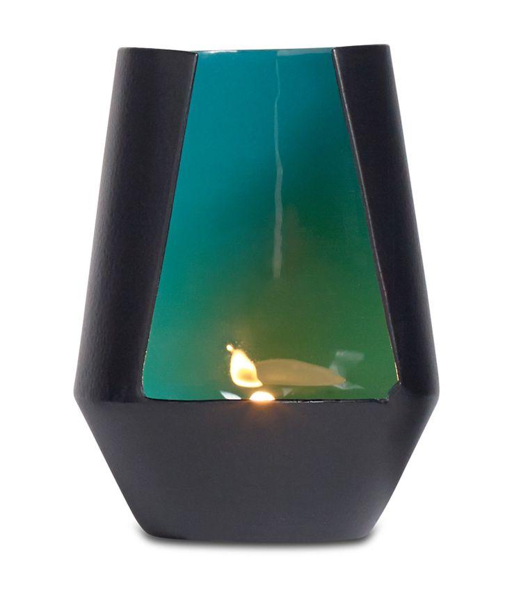 Regalos que encantan: Candelabro para Vela Life - Cristal Verde BoConcept en Dekosas.