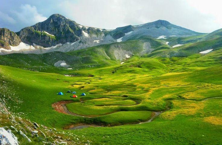 Δεν είναι οι Άλπεις.. Αυτό το υπέροχο αλπικό τοπίο βρίσκεται στην Ελλάδα!