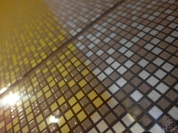 Pixel Black Ceramika Dekor
