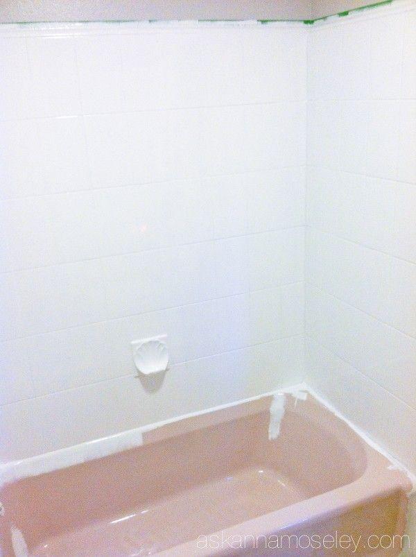Beautiful 15 Bathroom Storage Solutions And Organization Tips 5. Bathtub RedoBathtub  ...