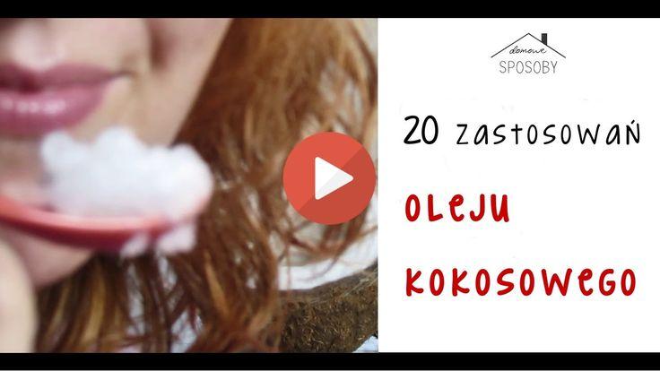 20 zastosowań oleju kokosowego