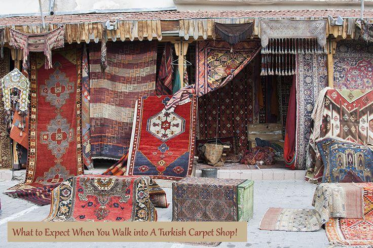 Turkish Carpet Shop