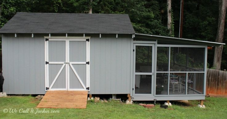 17 Best Images About Outdoor Storage On Pinterest Early