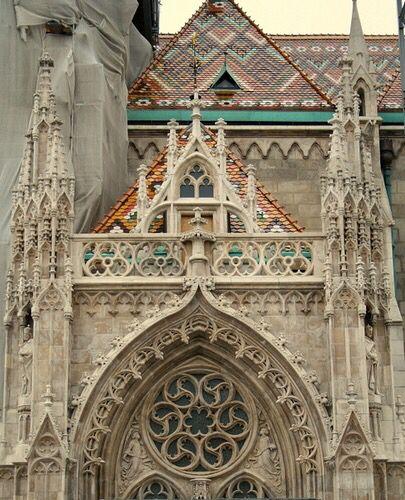 Budapest, Hungary  Matyas Church