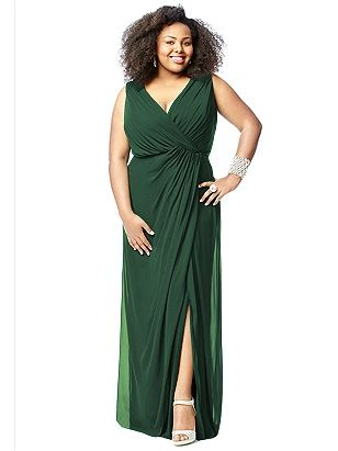 Lovelie Plus Size Bridesmaid Style 9006 http://www.shorthaircutsforblackwomen.com/natural-hair-breakage-treatment/