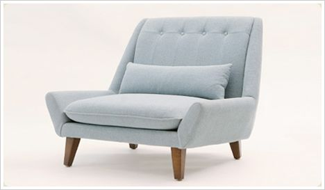 would love this as a nursing chair : Palms Chair from Vioski