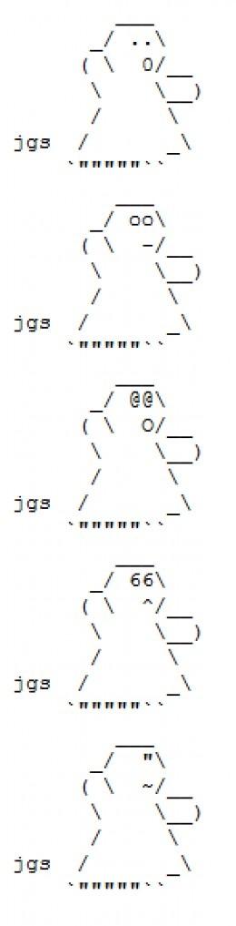 One Line Ascii Art Butterfly : Best ideas about one line ascii art on pinterest